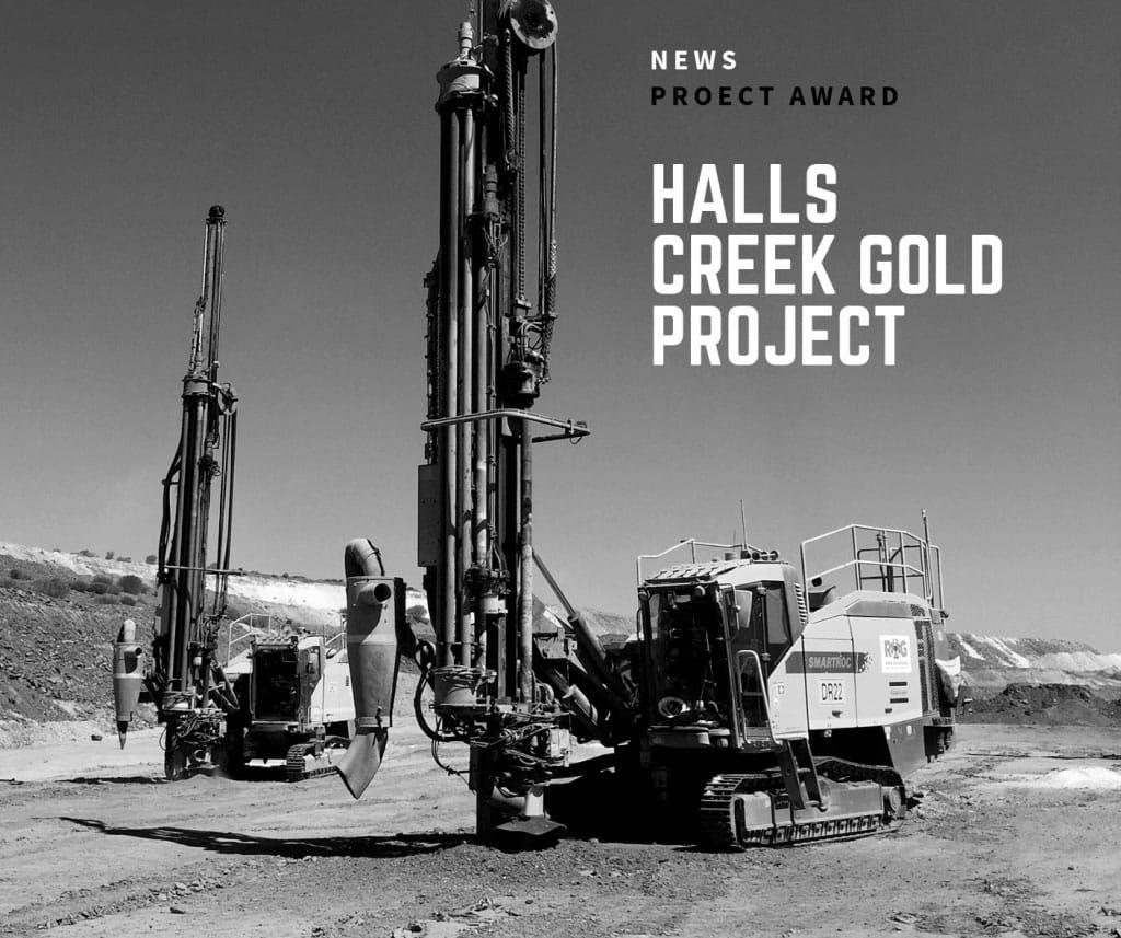 Halls Creek Gold Project